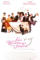 Wedding Movie Four Weddings And A Funeral