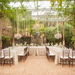 backyard wedding on a budget