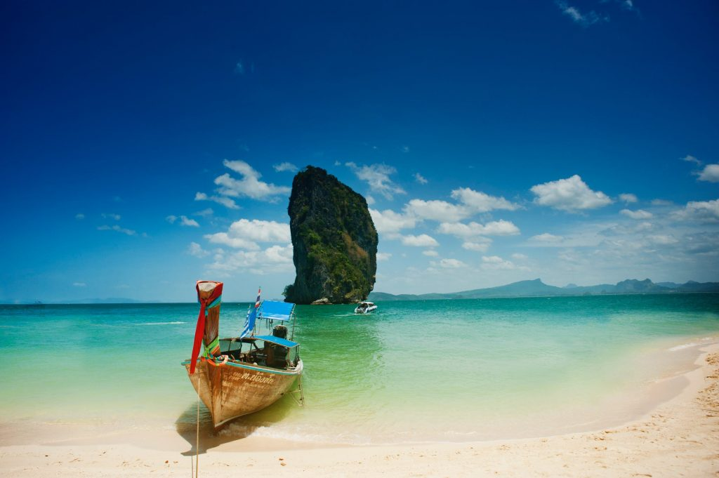 Thailand offers cheap prices for your destination wedding